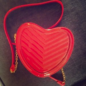 Wild Fable Heart Shaped Purse